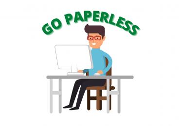 Stwórz razem z Vicariusem kancelarię paperless! Wspólnie zwiększmy wydajność Twojej pracy i zadbajmy o nasze środowisko!